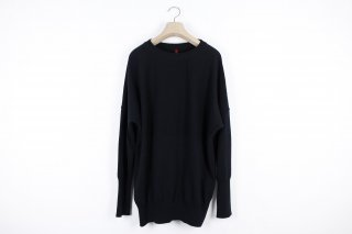 Cotton Knit / black