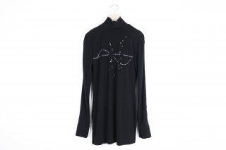 COSMO EMBROIDERY CS / black