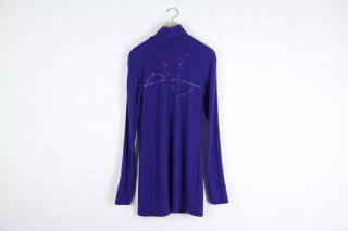 COSMO EMBROIDERY CS / violet
