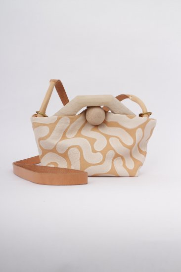 TIN BAG PLUS / white