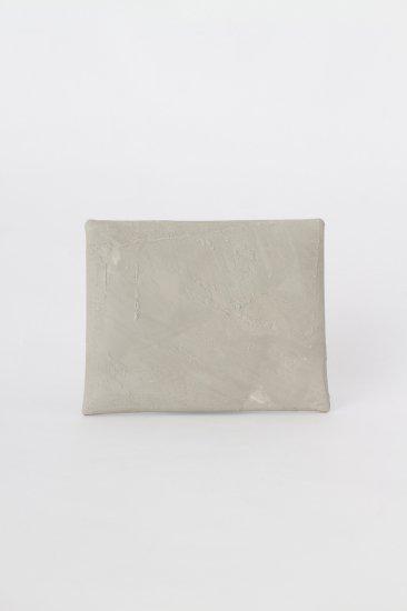 封筒型コインケース/グレー