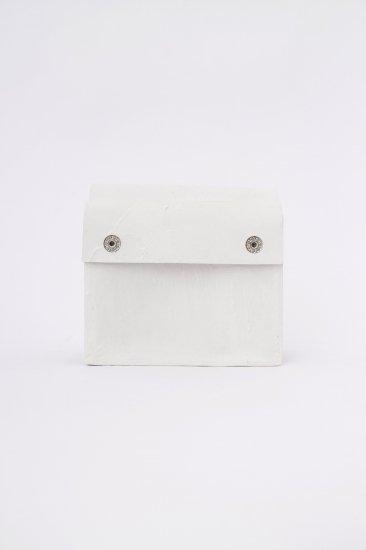 三つ折り財布/ wh
