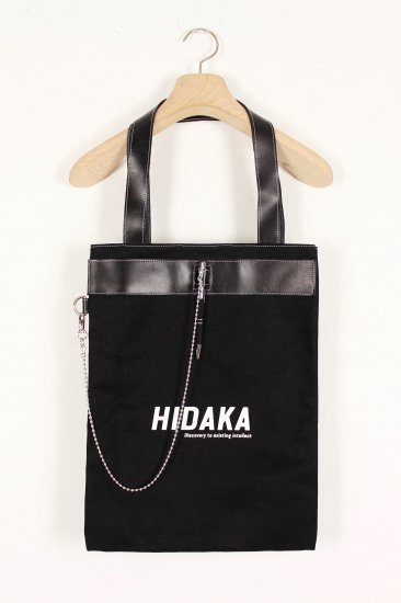 Pen chain tote bag