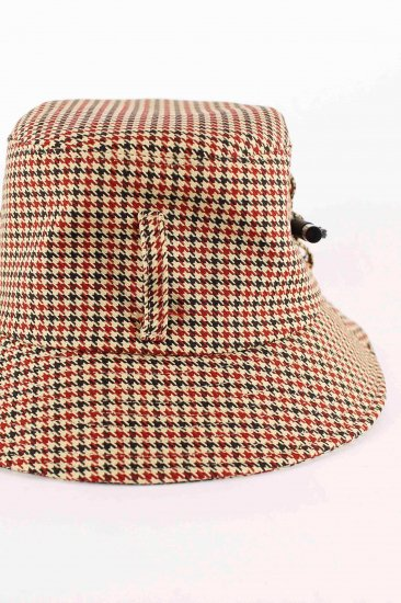 Dad bucket cap / check