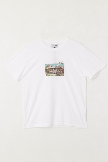 CARNE BOLLENTE / Mount Fujizz / white