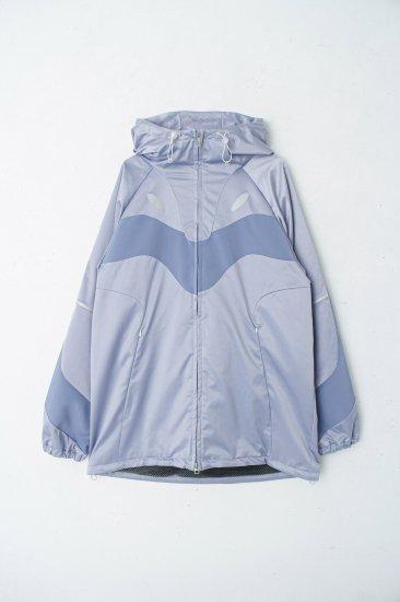 "chloma / Y2Kジャケット : ""CELLULER"" model / リキッドパープル"