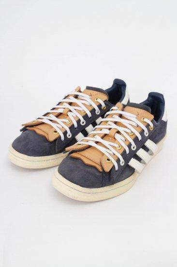 nir / custom sneaker / campus zombie /navy / 23.5