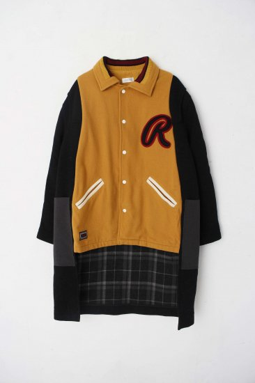 POTTO / custom stadium jumper