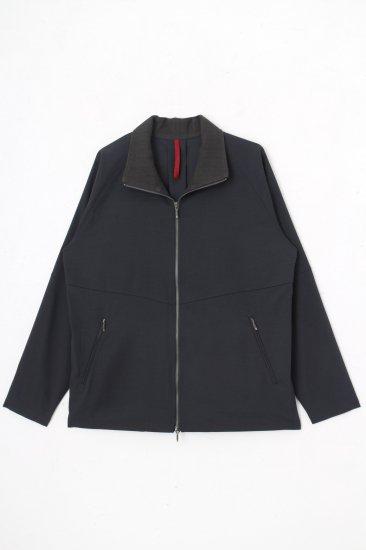 YANTOR / Torowool Track Jacket / green