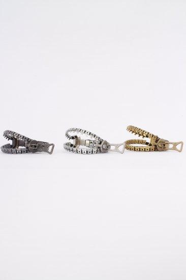kagariyusuke / zip bracelet
