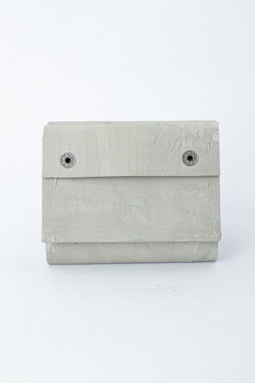 kagariyusuke / 三つ折り豆財布 / gr