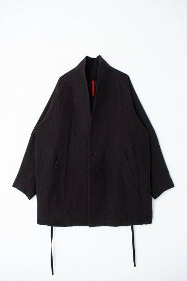 YANTOR / Stone Nep Fall Jacket /brown