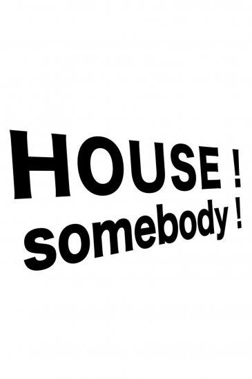 HOUSE! somebody!  / kotohayokozawa    <br>カスタムオーダーの予約概要となります。<br>詳しくは詳細をご覧ください。<br>こちらからは購入不可となります。