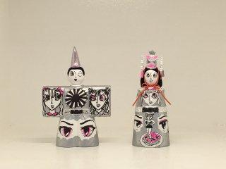 40:抜水摩耶 雛人形