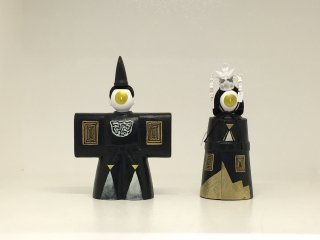 3:HAMADARAKA 雛人形