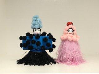 7:les Briqu'a braque 雛人形