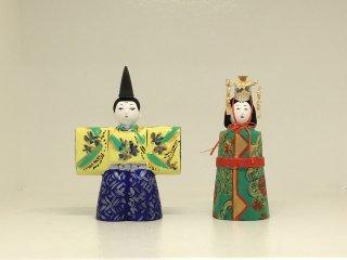 8:les Briqu'a braque 雛人形