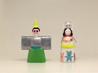 30:ミヤタチカ 雛人形