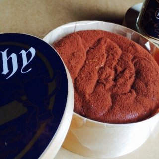 ショコラベイクドチーズケーキ
