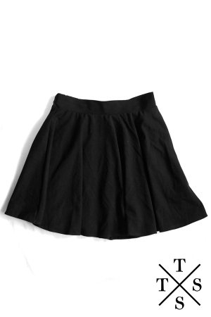 XTS Mini Skirt (Black)