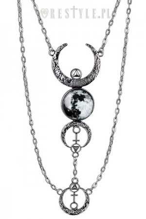 <img class='new_mark_img1' src='https://img.shop-pro.jp/img/new/icons56.gif' style='border:none;display:inline;margin:0px;padding:0px;width:auto;' />Restyle FULL MOON NECKLACE