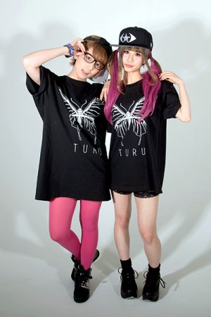 TuRu X-ray Butterfly T-shirt