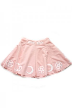 <img class='new_mark_img1' src='https://img.shop-pro.jp/img/new/icons20.gif' style='border:none;display:inline;margin:0px;padding:0px;width:auto;' />Cult Mini Skirt (Pink)