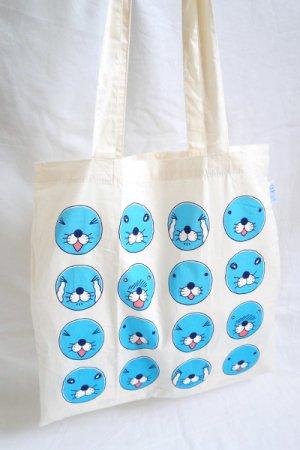 ぼのぼの Cotton Tote Bag