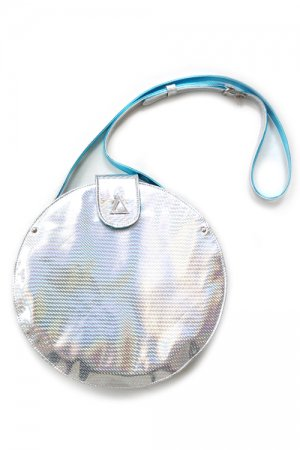 XTS Hologram Circle Bag