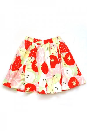 ACDC RAG x コジコジ Mini Skirt (Fruit)