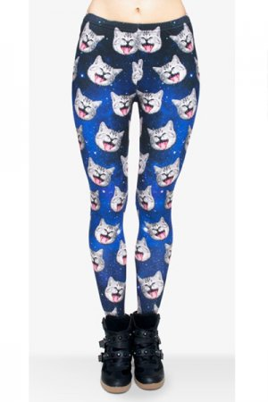 <img class='new_mark_img1' src='//img.shop-pro.jp/img/new/icons20.gif' style='border:none;display:inline;margin:0px;padding:0px;width:auto;' />All-Over Print Leggings (Smile cat)