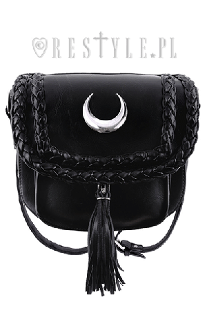 RESTYLE PU MOON MINI BAG