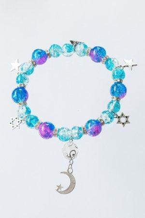 XTS Starry Night Bracelet (Pink&Blue)