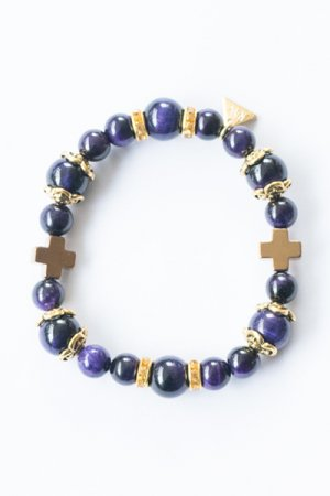 XTS Centered Bracelet (Purple)