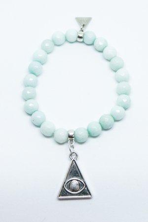 XTS Pyramid Bracelet (Light Blue)