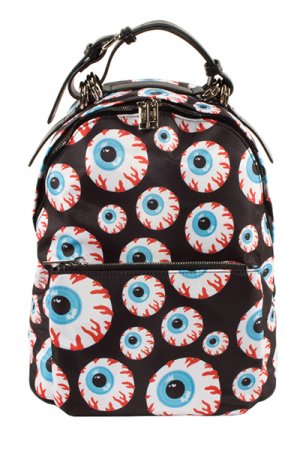 MISHKA WATCH PATTERN BACKPACK