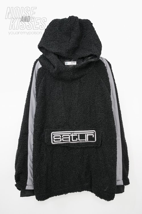 All-Boa Logo Pull Over Tops (Black)