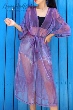 <img class='new_mark_img1' src='https://img.shop-pro.jp/img/new/icons8.gif' style='border:none;display:inline;margin:0px;padding:0px;width:auto;' />Sheer Long Cardigan (Purple)