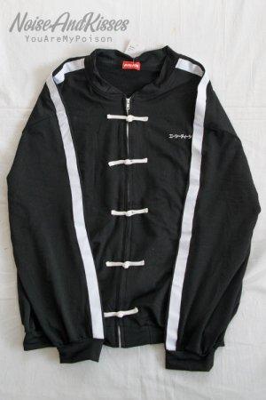 ACDC RAG Line x China Jersey Jacket (Black)