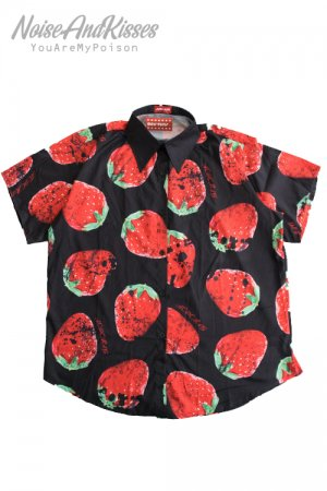 ACDC RAG Poison Fruit Big S/S Shirt (Red)