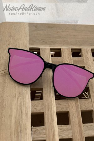 Mirror Sunglass (Pink)