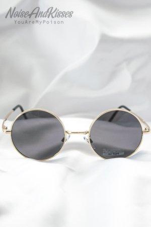 Circle Lens Sunglass