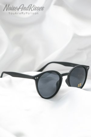 Boston Sunglass (Black)