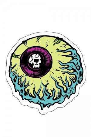 <img class='new_mark_img1' src='https://img.shop-pro.jp/img/new/icons8.gif' style='border:none;display:inline;margin:0px;padding:0px;width:auto;' />MISHKA Single Sticker (Lamour Keep Watch)
