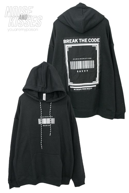 <img class='new_mark_img1' src='https://img.shop-pro.jp/img/new/icons8.gif' style='border:none;display:inline;margin:0px;padding:0px;width:auto;' />Back Patch Mens Hoodie (Black)