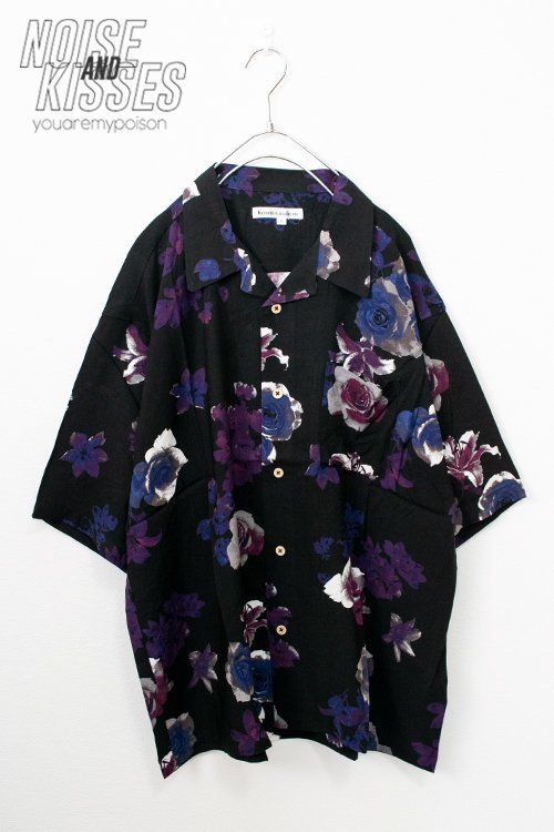 <img class='new_mark_img1' src='https://img.shop-pro.jp/img/new/icons56.gif' style='border:none;display:inline;margin:0px;padding:0px;width:auto;' />Open Collar Mens Aloha S/S Shirt (Dark Rose)
