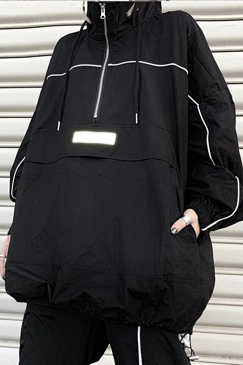 <img class='new_mark_img1' src='https://img.shop-pro.jp/img/new/icons8.gif' style='border:none;display:inline;margin:0px;padding:0px;width:auto;' />Light Pullover Top (Black)