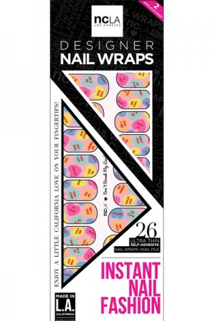 <img class='new_mark_img1' src='https://img.shop-pro.jp/img/new/icons20.gif' style='border:none;display:inline;margin:0px;padding:0px;width:auto;' />ncLA NAIL WRAPS Don't Break My Candy Heart