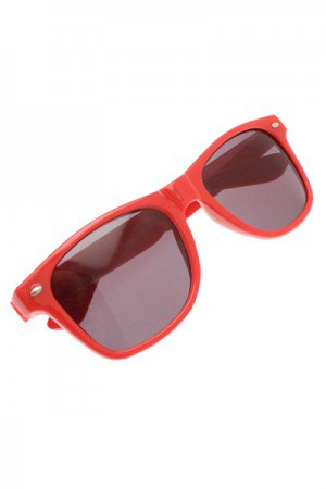 <img class='new_mark_img1' src='https://img.shop-pro.jp/img/new/icons20.gif' style='border:none;display:inline;margin:0px;padding:0px;width:auto;' />hype. Wayfarers Sunglasses Red