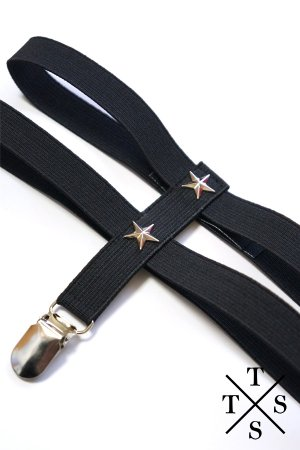 <img class='new_mark_img1' src='https://img.shop-pro.jp/img/new/icons20.gif' style='border:none;display:inline;margin:0px;padding:0px;width:auto;' />XTS Original Double Star Studs Garter